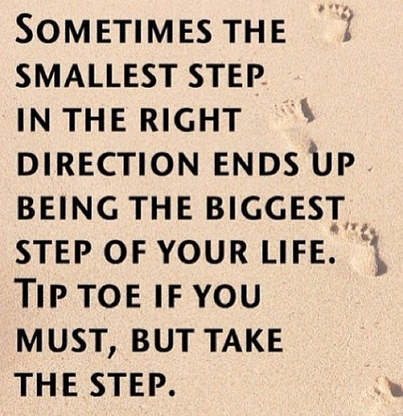 take-the-step