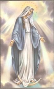 Virgin Mary – My World (and recipes too)