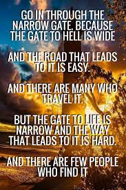 narrow-gate