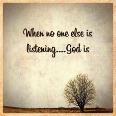 god-listenings