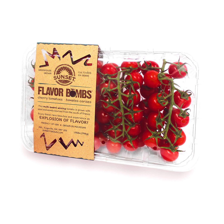 Flavor Bomb Cherry tomatoes