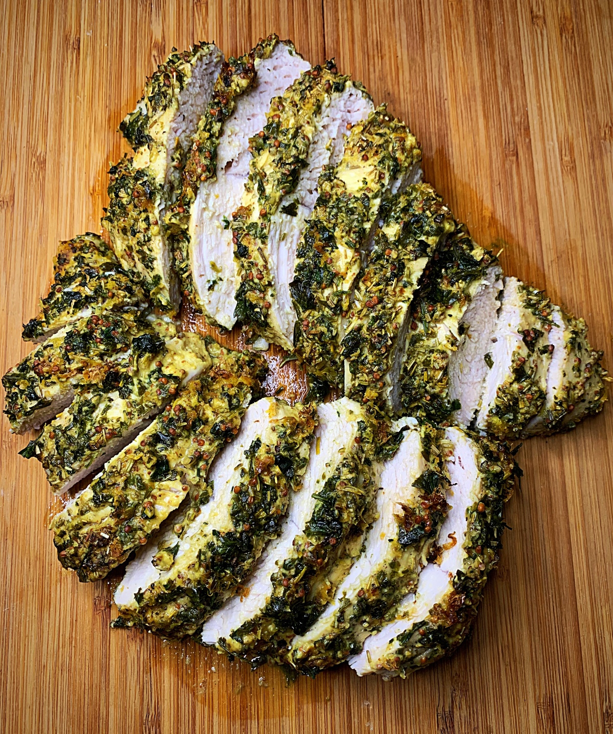 Lemon-Herb Roasted Turkey Tenderloin