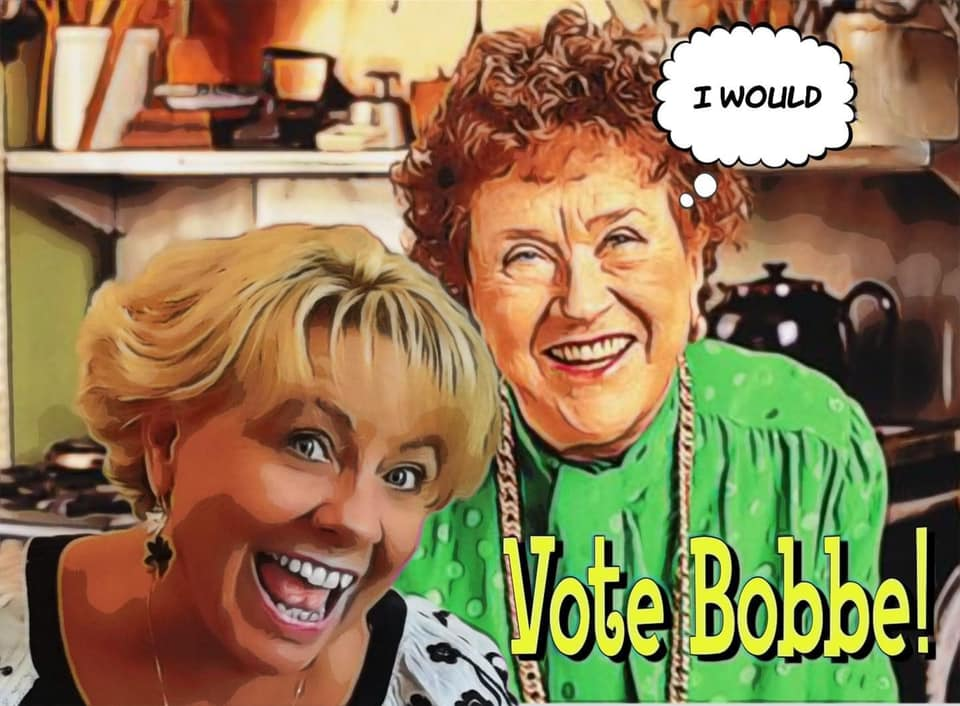 Bobbe for Favorite Chef!! Help! Help!